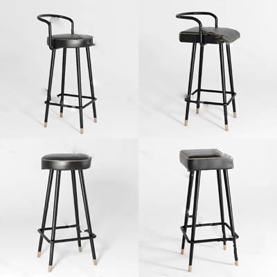 中式吧椅3D模型下载【ID:319459170】