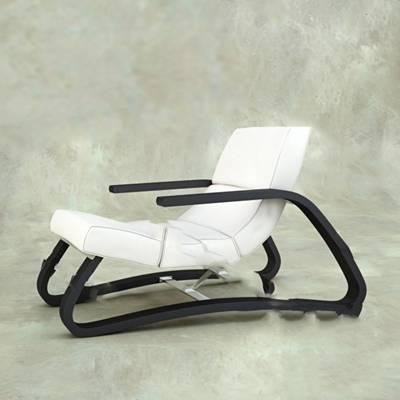 后现代沙发椅3D模型下载【ID:919428465】
