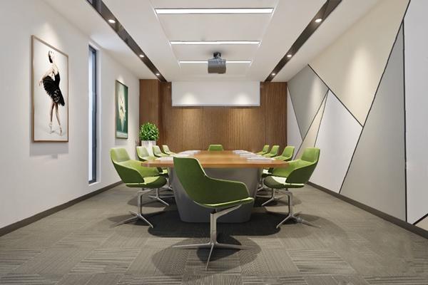 会议室3D模型【ID:320014619】