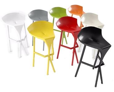 北欧吧椅3D模型【ID:932395219】