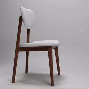 现代餐椅(软包靠背)HL.png3D模型【ID:327889029】