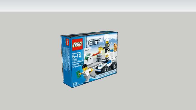 乐高-乐高盒子玩具IISU模型【ID:639908782】