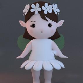 游戏角色3D模型【ID:326232421】