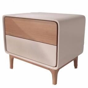 北欧床头柜3D模型【ID:928330601】