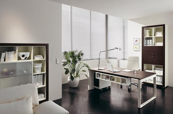 现代总经理办公室3D模型【ID:77162752】