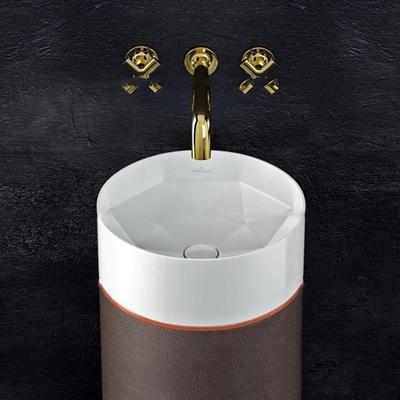 现代台盆洗手台3D模型【ID:77191670】