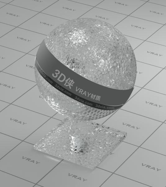 裝飾玻璃Vray材質【ID:736459537】