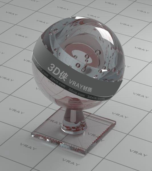 玻璃Vray材质【ID:736459543】