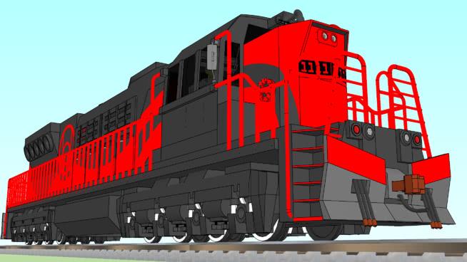 先進的內燃機車制造商E225SU模型【ID:839933095】