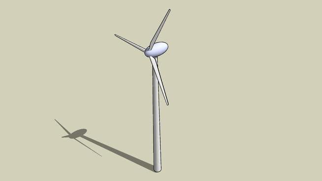 风机1SU模型【ID:939934537】