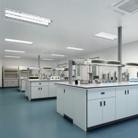 化学研究实验室3D模型【ID:928184675】