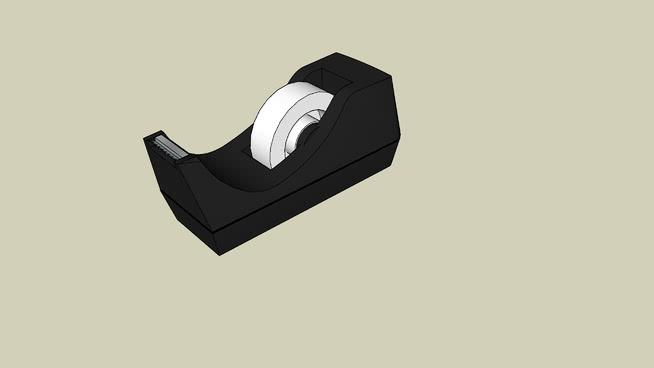 磁带分配器SU模型【ID:939942829】