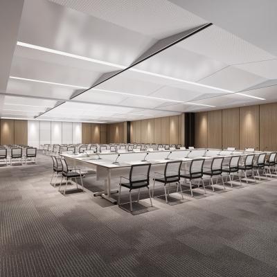 现代会议室3D模型【ID:727810866】