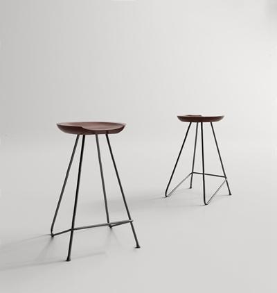 北欧吧椅3D模型【ID:327933111】