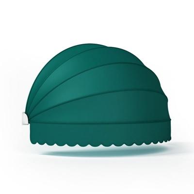 绿色布艺雨搭3D模型【ID:815035334】