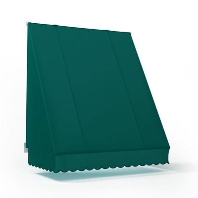 绿色布艺雨搭3D模型【ID:815035350】