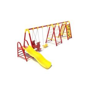 儿童器材组合3D模型【ID:815268017】