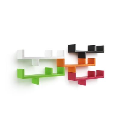 木艺置物架3D模型【ID:815434905】