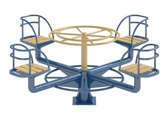 儿童器材组合23D模型【ID:817186042】