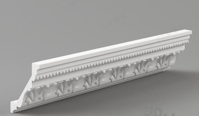 石膏线913D模型【ID:817291458】