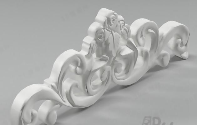 石膏线1513D模型【ID:817293496】