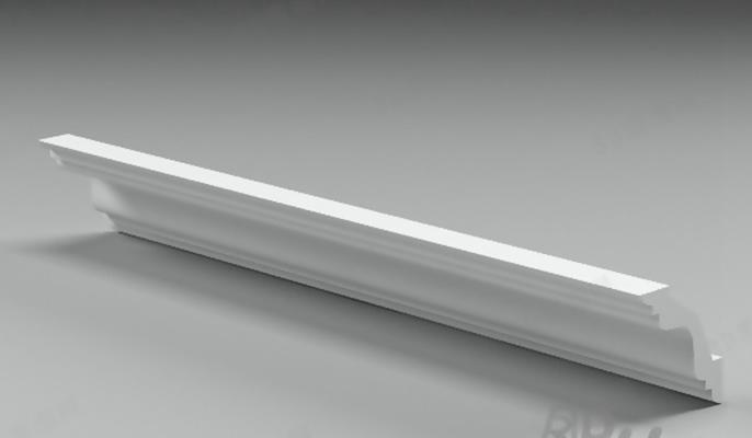 石膏线1543D模型【ID:817294403】
