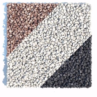 现代石头鹅卵石组合3D模型【ID:127777827】