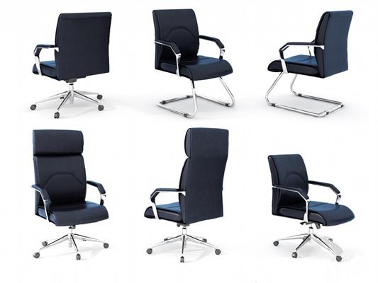 现代办公椅3D模型【ID:226232922】