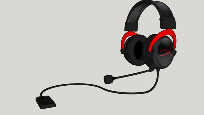 耳机游戏高超7.1云IISU模型【ID:939966254】