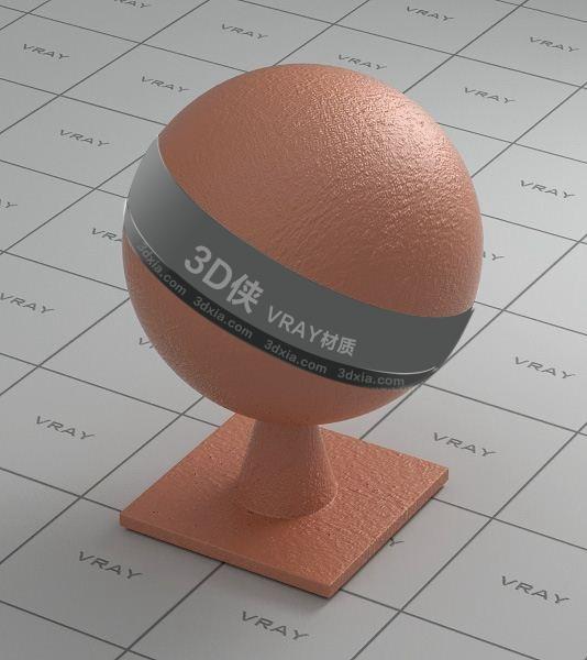 淺橙色皮革Vray材質【ID:736465956】