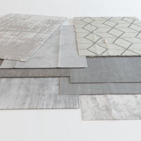 地毯组合3D模型【ID:427955098】