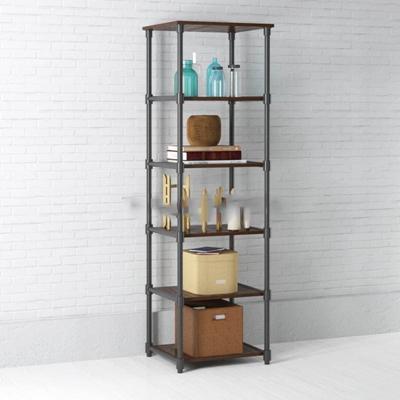 现代风格置物柜置物架3D模型【ID:86908196】