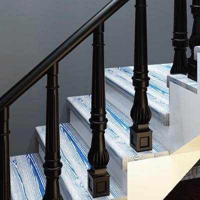 欧式楼梯3D模型【ID:87245058】