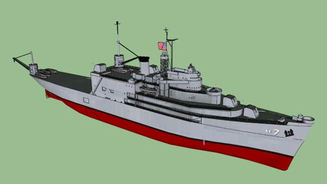 USSSU模型【ID:839990409】