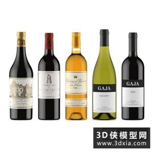 酒國外3D模型【ID:929829855】