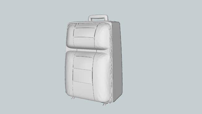 行李、手提箱、包、包SU模型【ID:740003268】