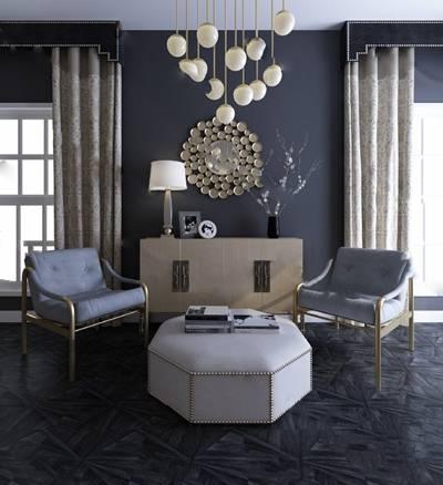 现代沙发椅3D模型下载【ID:919428671】