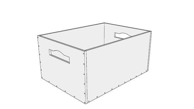 盒子SU模型【ID:640006768】