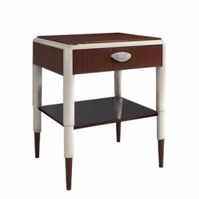 现代床头柜-T3D模型【ID:928194637】