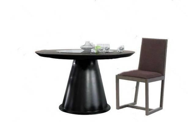 现代桌椅组合3D模型下载【ID:319454601】