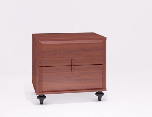 美式床头柜-T3D模型【ID:928194697】