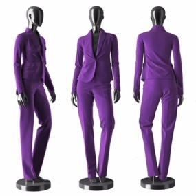 衣服女装服装模特3D模型【ID:628295576】