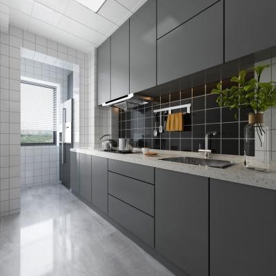 現代廚房3D模型【ID:127761481】