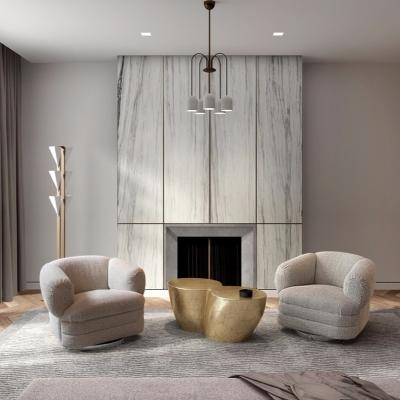 现代休闲沙发组合3D模型【ID:128415204】