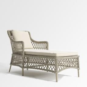 现代户外单椅3D模型【ID:732387588】