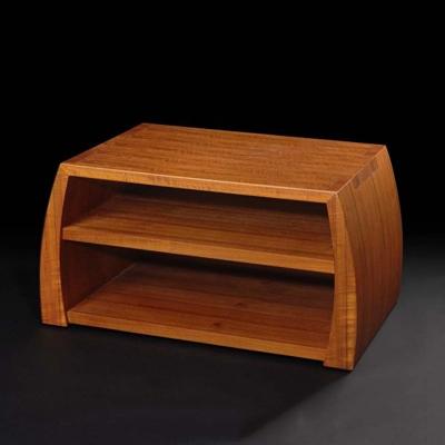 東南亞原木色木藝床頭柜3D模型【ID:914924660】