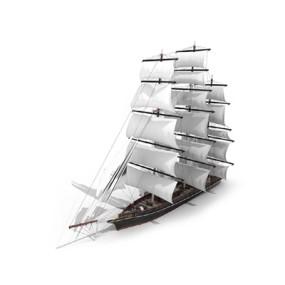 帆船3D模型【ID:915242985】