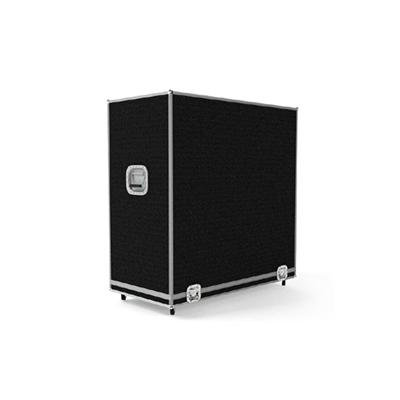 现代黑色长方形木艺箱子3D模型【ID:915243186】