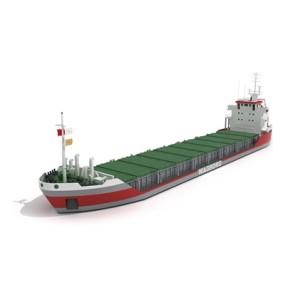 货船3D模型【ID:915243816】