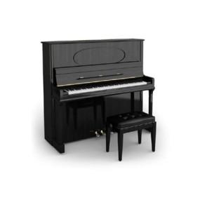 黑色木艺钢琴3D模型【ID:915243977】